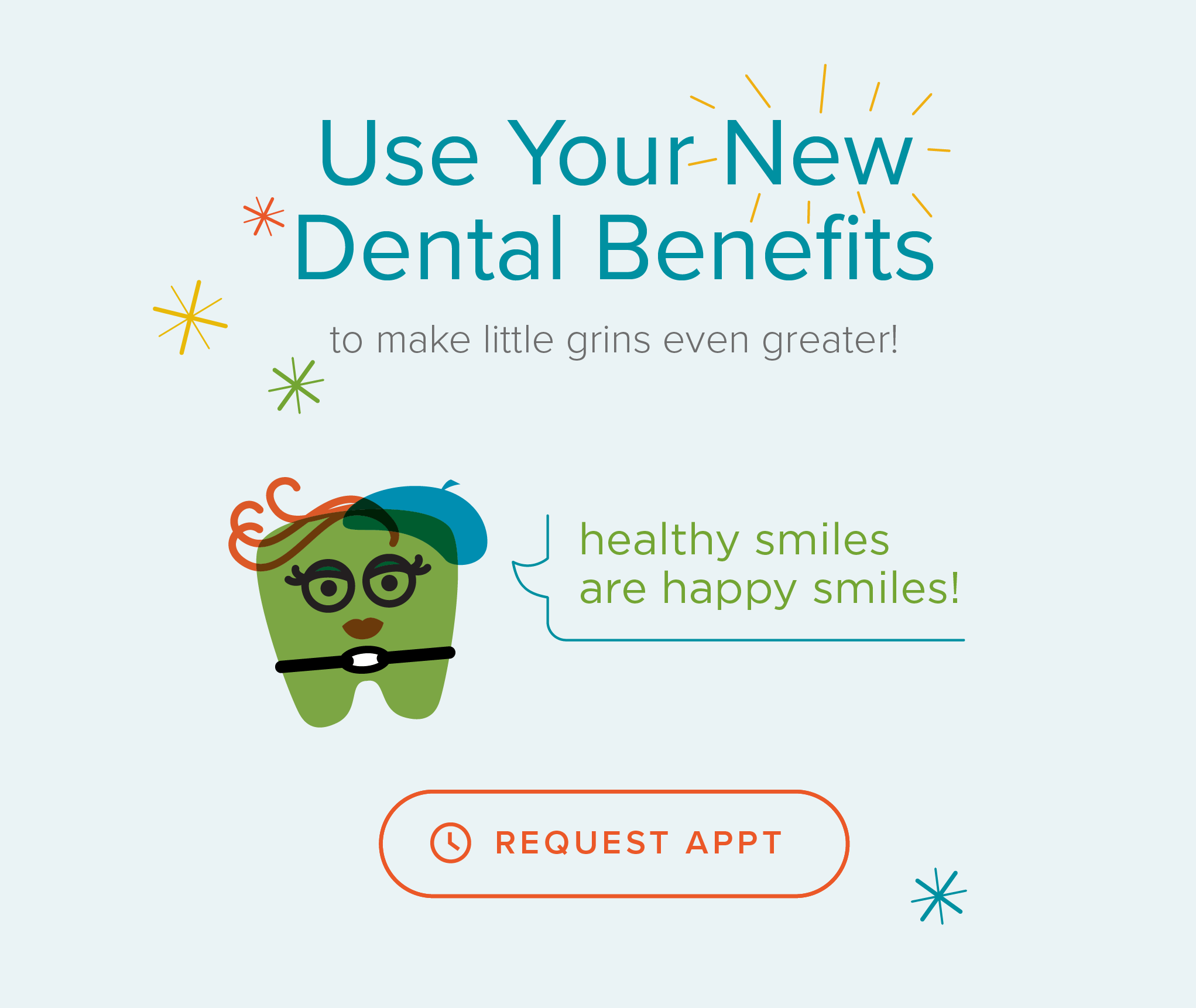 Nona Kid's Dentists - Use Your New Dental Benefits